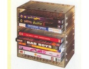 archival box  for 9 or 12 dvd expandable