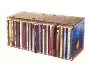 Case box for 20 cd